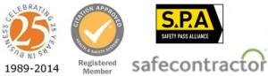 accreditation's logos