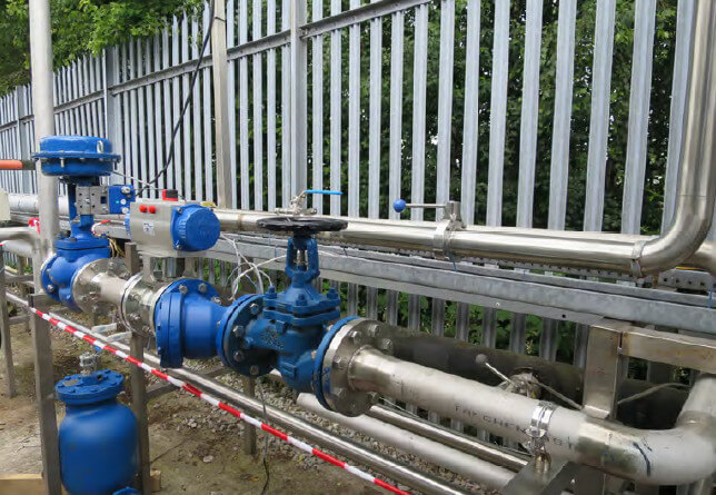 The Manchester Tanker CIP | H&M Disinfection Systems LtdH&M