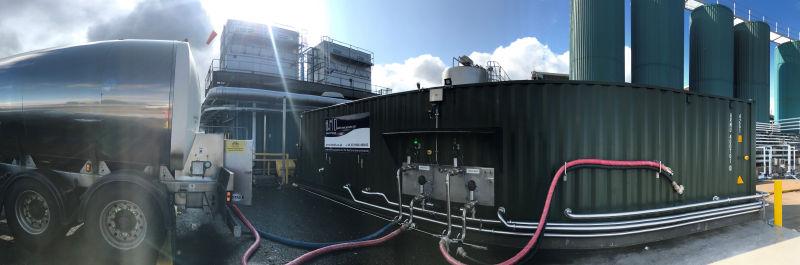 Bellshill Tanker CIP
