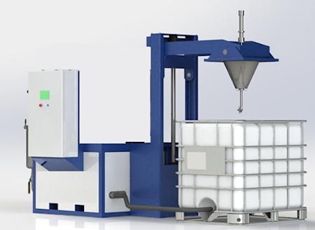 IBC Washing Machine